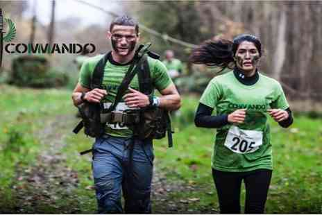 Commando Series - Obstacle Course & Endurance Challenge at Hever Castle, 12 To 13 November - Save 33%