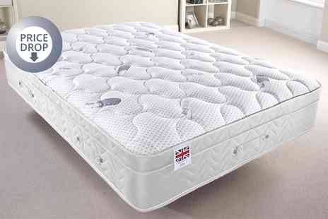 Groupon Goods Global GmbH - Pure Sleep Supreme Memory Foam Mattress With Free Delivery - Save 0%