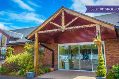 Draycote Hotel - One or Two Nights Stay for Two with Breakfast - Save 42%