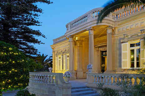 Corinthia Palace Hotel & Spa - Five Star 7 nights Stay in a Deluxe  Room - Save 36%
