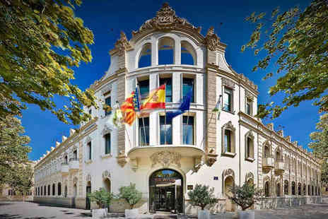 The Westin Valencia - Five Star 2 nights Stay in a Grand Deluxe Room - Save 37%