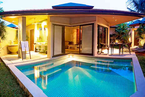 Dewa Phuket Resort - Five Star 12 nights Stay in a  Pool Villa - Save 70%