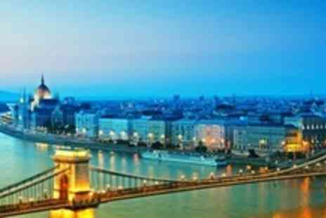 Mamaison Hotel Andrassy - In Budapest Three Night Boutique Stay For Two With Breakfast and Welcome Drink - Save 40%
