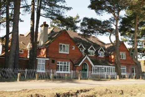 New Forest Hotel - Two Night New Forest Hotel Escape for Two - Save 30%