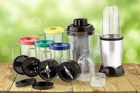 Home Decor Online - 21 piece 350W Blender Set - Save 73%