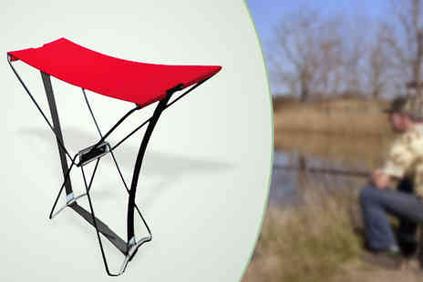 The Treasure Chest - Pocket Sized Folding Chair - Save 75%