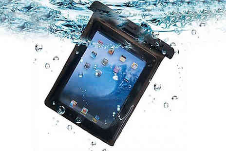 Snap One Up - iPad Waterproof Case - Save 46%