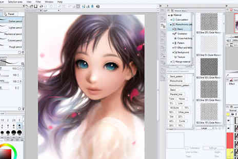 Software 4 All  - Manga Studio Five Comic Software - Save 44%