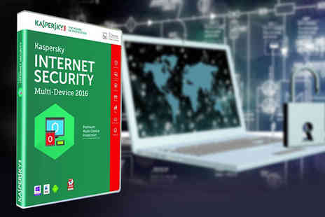 Software 4 All - Kaspersky Internet Security 2016 Multi Device Version - Save 48%