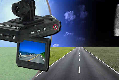 Eurosfield Online Store - HD 720P Night Vision Vehicle DVR Camera - Save 40%