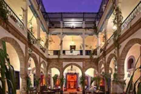 Riad al Madina - In Moroccan Coast Three Night Stay For Two With Dinner, Breakfast, Massage, and Hammam - Save 59%