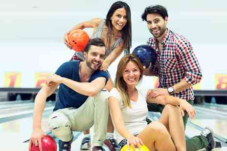 Psl bowling - Bowling and Drink for Up to Six - Save 58%