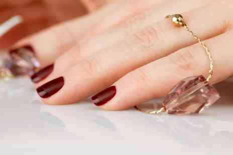 Tandis Hair - Shellac Manicure, Acrylic Nails or Both - Save 60%