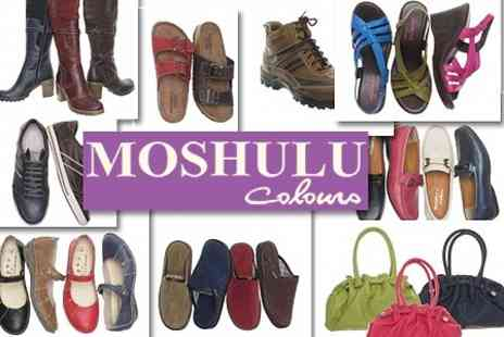Moshulu - £10 for £25 Worth of Footwear and Accessories - Save 60%