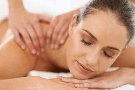 Reflections - One Hour Full Body Massage or Facial or Head, Neck and Shoulder Massage with Facial - Save 73%