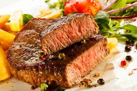 The Victoria Hotel - Two Course Meal for Two or Four - Save 0%