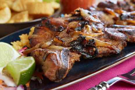 Maamalicious Afro Caribbean Restaurant - Two Course Meal for Two or Four - Save 37%