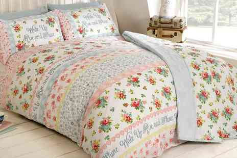 Groupon Goods Global GmbH - Rise and Shine Duvet Sets - Save 0%