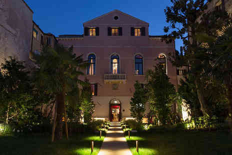 Palazzo Venart - Italy Venice - Five Star 3 nights Stay in a Classic Room - Save 68%