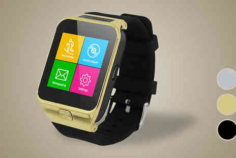 MJA Vision - Multifunction Smart Watch - Save 31%