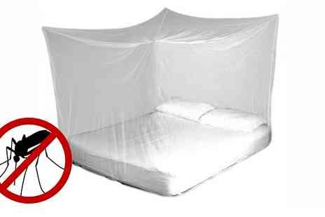 TigerZilla Trading - Travel Box Mosquito Net - Save 52%