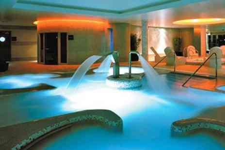David Lloyd Leisure - Beckenham or Hampton Spa Access with Lunch & Wine - Save 29%
