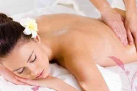 The Beauty Rooms - Facial With Back, Neck, and Shoulder Massage - Save 68%