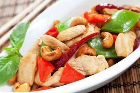 Chin Chin - Two Course Chinese Meal For Two or Four - Save 49%