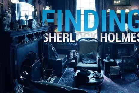 Inside Out Escape - Finding Sherlock Escape Game for Up to Six - Save 53%