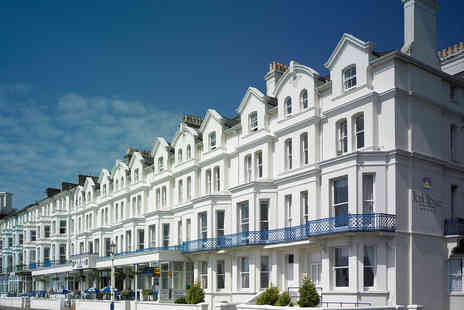 Best Western York House Hotel - Eastbourne escape for two with dinner, breakfast and late check out - Save 44%
