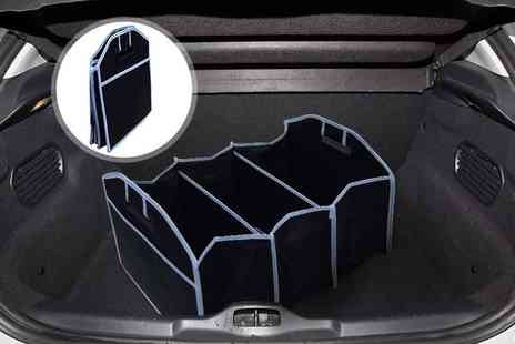 Partikle - Car boot organiser - Save 80%