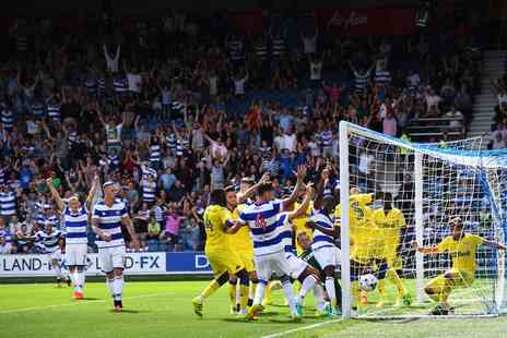 QPR FC - QPR FC v Bristol City or Derby County on 18 October or 13 December - Save 38%