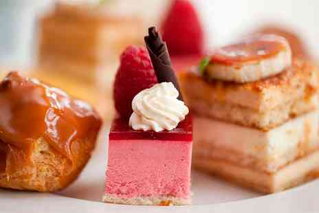 Devonshire Fell - Afternoon Tea with Optional Sparkling Wine for Two or Four - Save 32%