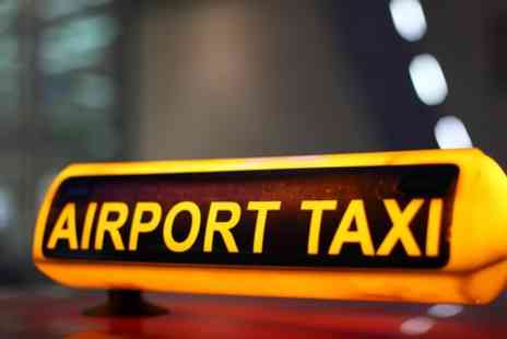 Heathrow Airport Minicab - £25 Toward Airport Transfer - Save 80%