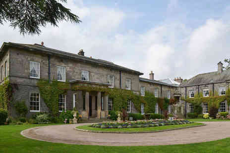 Doxford Hall Hotel & Spa - Spa day for one including a two course lunch - Save 0%
