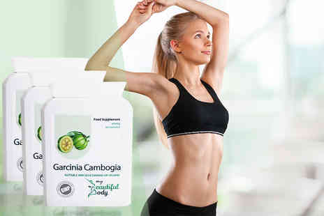 Real Protein - A one month supply of garcinia cambogia food supplements - Save 78%