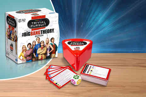 Linen Ideas - The Big Bang Theory Trivial Pursuit - Save 0%