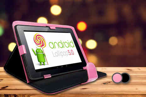 J & Y - Android 7 inch tablet bundle - Save 80%