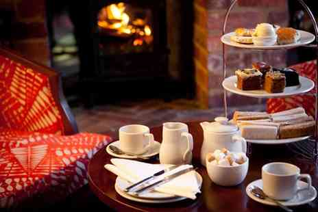 Mercure Letchworth Hall Hotel - Traditional Afternoon Tea for Two or Four - Save 46%