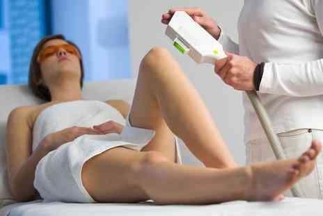 Sheffield Laser - Laser Hair Removal Three Sessions on a Choice of Small, Medium or Large Area - Save 0%