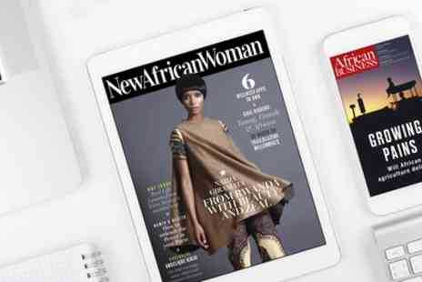 IC Publications - Digital Subscription to New African Woman Magazine or African Business Magazine - Save 62%