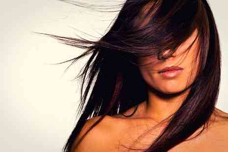 German Sercovick Hair Salon - Haircut and Blow Dry - Save 0%