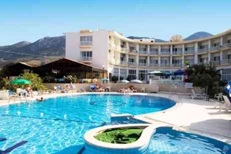 Cyprus Paradise - Seven Night N Cyprus Holiday with Flights - Save 0%