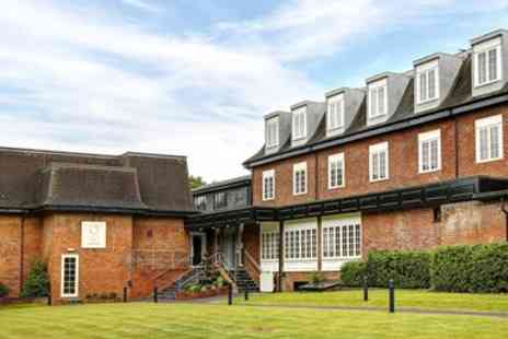 Needham House Hotel - Herts Getaway with Meals & Wine - Save 0%