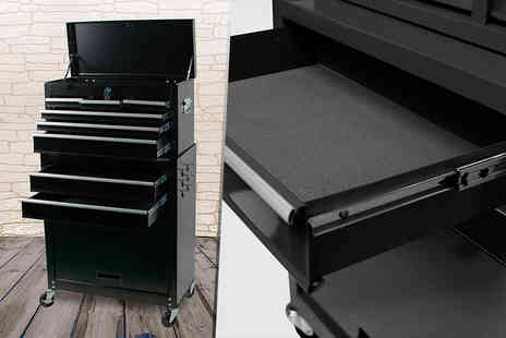 Deals Direct - Mechanics eight drawer tool chest - Save 69%