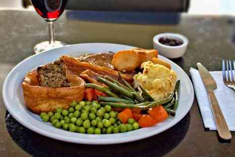 Weston Beach Cafe - Three Course Sunday Roast for One or Two - Save 0%