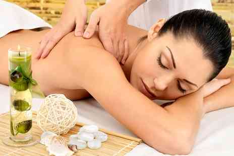 Ajeenas Beauty Boutique - 45 Minute Full Body Thai or Swedish Massage or 60 Minute Full Body Massage - Save 0%