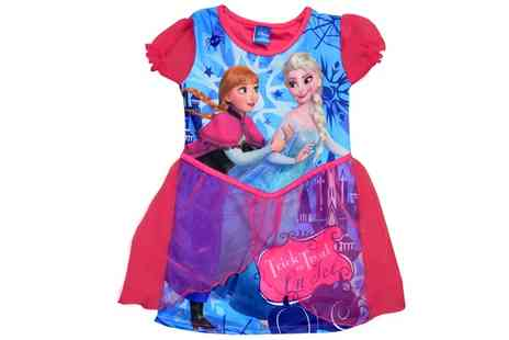 Groupon Goods Global GmbH - Frozen Halloween Costume in Choice of Size - Save 0%