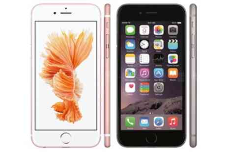 Clickwrap - Refurbished iPhone 6s 64GB With Free Delivery - Save 0%