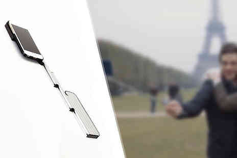 Fakurma - iPhone 6 Or 6s Selfie Stick Case - Save 67%